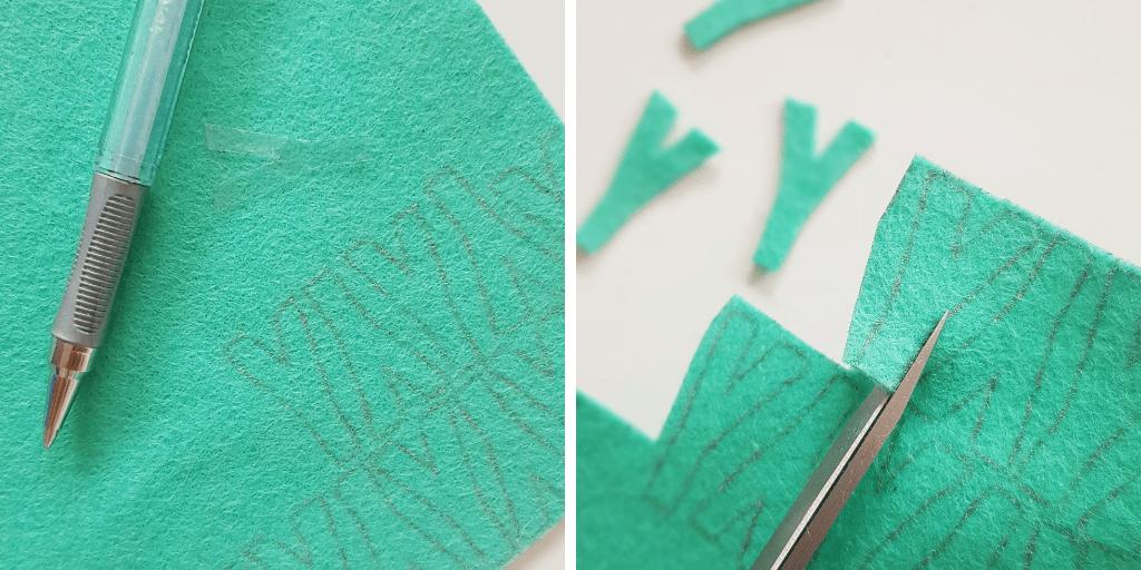 blog-gekkiggeit-hoe-muurvlaggen-met-vilt-gemaakt-worden-het-knippen