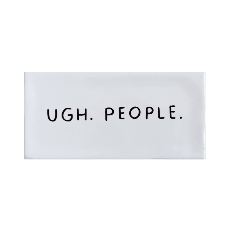 tegel-van-gekkiggeit-met-grappige-tekst-ugh-people