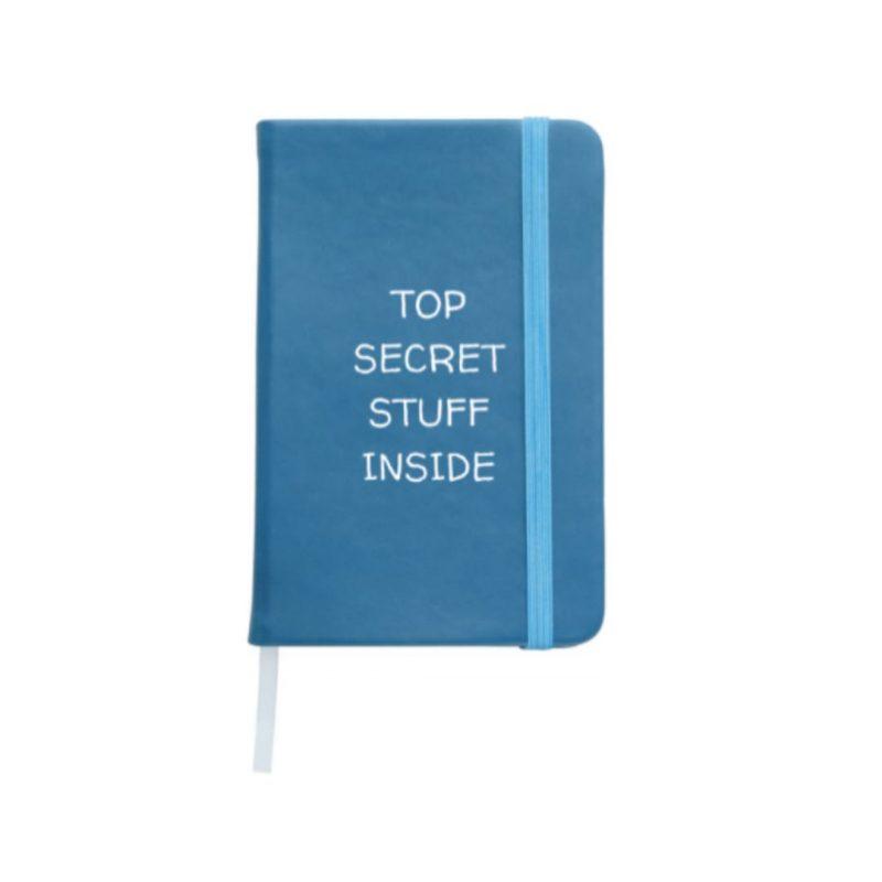 notitieboekje-a6-van-gekkiggeit-met-de-tekst-top-secret-stuff-inside